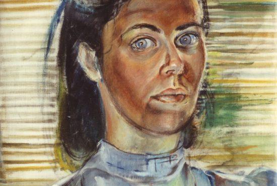 Zelfportret, 1940 1944, © Stichting Elisabeth Eskes- Rietveld / Pictoright